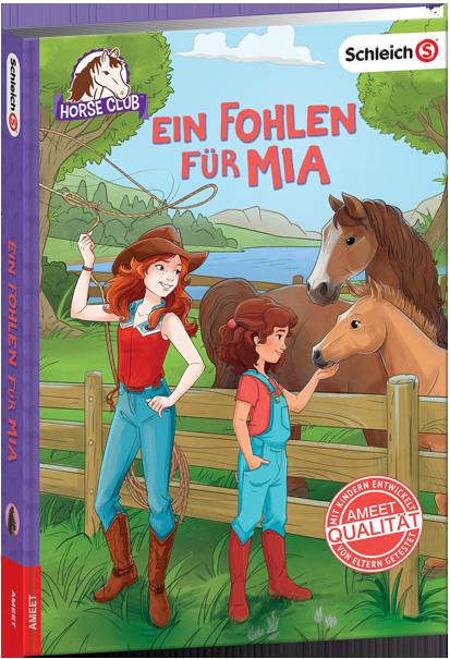 Schleich Horse Club - Ein Fohlen für Mia