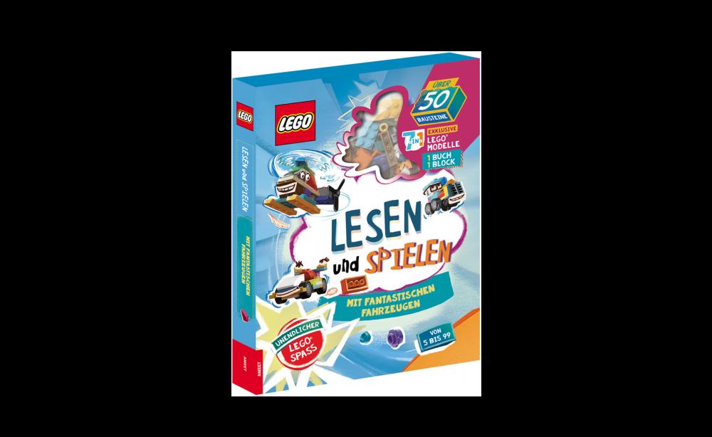 LEGO. Lesen und spielen mit fantastischen Fahrzeugen