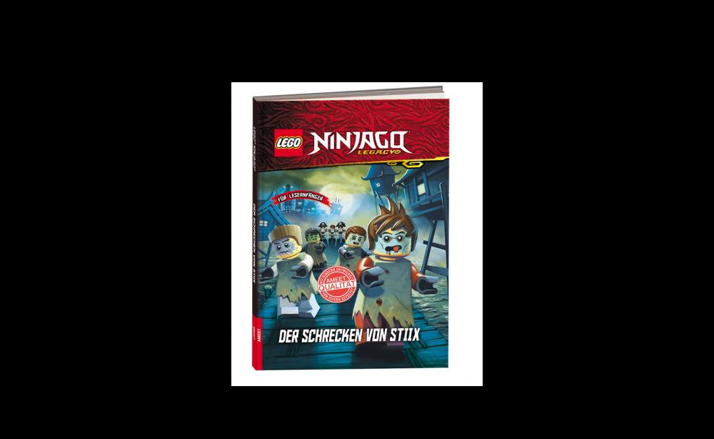 LEGO NINJAGO. Der Schrecken von Stiix