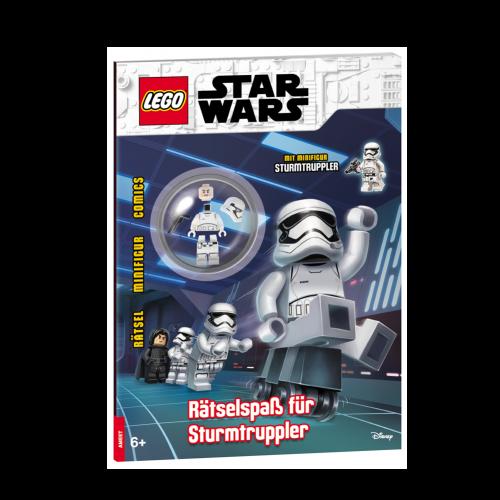 LEGO Star Wars. Rätselspaß für Sturmtruppler
