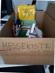 Frankfurter Buchmesse Messekiste 2019