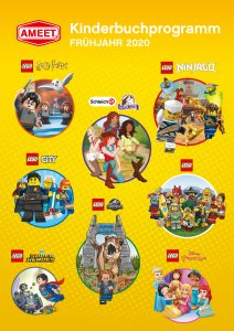 Link zum PDF Katalog Frühjahr 2020 AMEET Kinderbuchprogramm